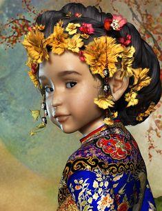 Children of the World – DAZ 3D
