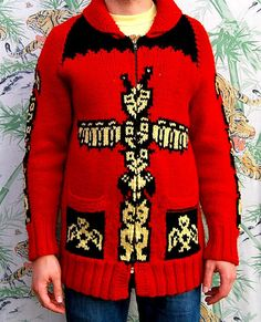 Cowichan Sweaters, Coats, Foot and Headware
