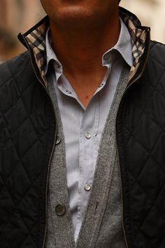 Burberry Jacket !?
