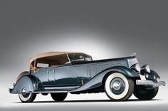 1933 Chrysler Custom Imperial Tourist