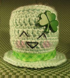 Happy St. Patrick's Day Hat || Free Crochet Pattern
