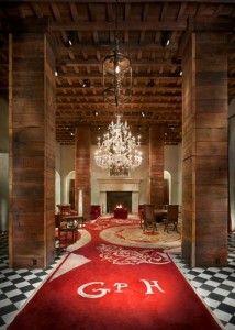 Gramercy Park Hotel New York City - luxury travel with kids.