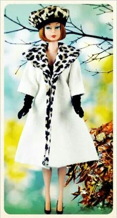 Fall fashions from the collection of Leen Doll. Beautiful!
