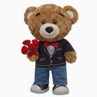 Give the Gift of a Friend This Valentine's Day #buildabear