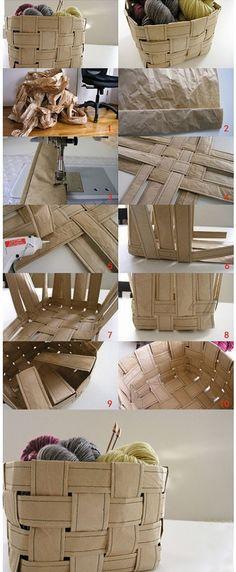 Handmade Storage Box