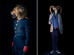 Animals and what they would wear- Second Skins