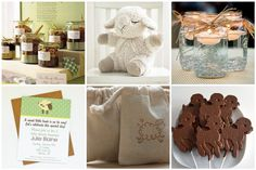 Delightfully Noted: Little Lamb Baby Shower