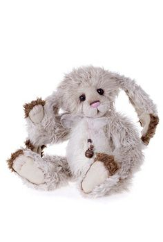 Created by Charlie Bears UK.  Charlie Bears - Cobweb  15 inches tall, created in plush, jointed  Item: #CB124949 Year Issued: 2012