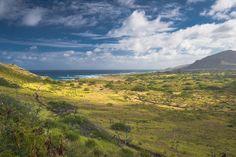 Kaiwi Shoreline Trial and Trail to Pele's Chair, Oahu, Hawaii by RCG Maru, via Flickr