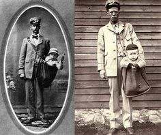 In 1913 it was legal to mail children. With stamps attached to their clothing, children rode trains to their destinations, accompanied by letter carriers