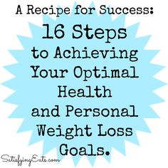 This post is a MUST READ!! Learn my tips to overcoming your greatest physical and mental obsticals to achieve optimal health and your weight loss goals. | www.satisfyingeats.com low carb, achiev optim, grain free, weight loss, loss goal, satisfi eat, optim health, sugar free