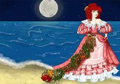 1830's Little Mermaid