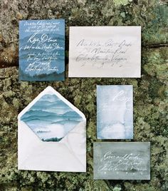 Watercolor wedding i