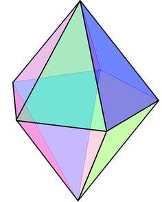 Pentagonal bipyramid