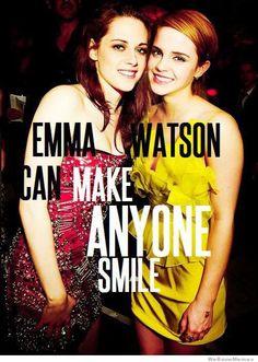 emma-watson-can-make-anyone-smile. Emma Watson looks uncomfortable