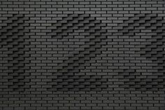Brick Pattern B - Parametric Design for Brick Surfaces | ZJA - Zwarts & Jansma Architects