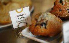 Wild Blueberry Muffins  Panera Bread Copycat Recipe