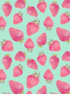 Strawberries | Marta Olga Klara