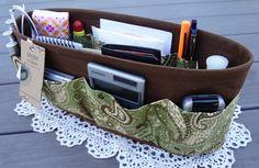 Love this purse organizer