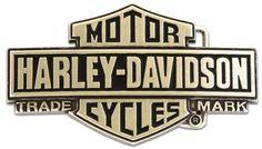 Harley-Davidson® Mens Collector Belt Buckle Trademark Buckle. M10077