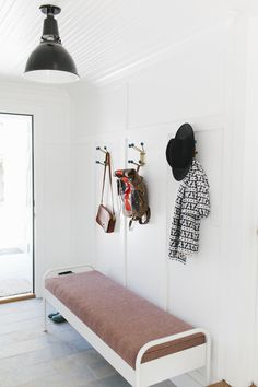 Mudroom by Studio Mc