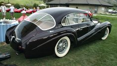 1953 Delahaye 235M Pillarless Coupe by Saoutchik