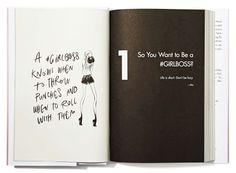 So you wanna be a #GIRLBOSS?