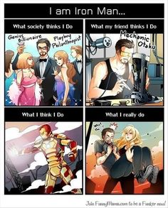 I am iron man funny pictures