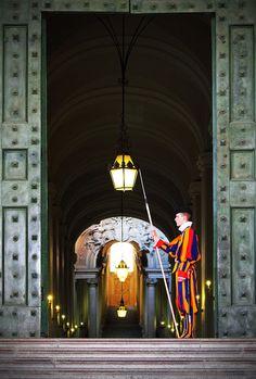 La porte  Vaticano