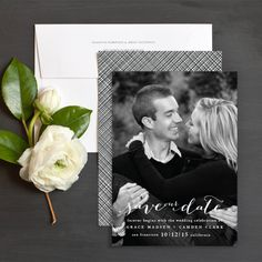 Love Forever Save The Date Cards By Susan Asbill | Elli