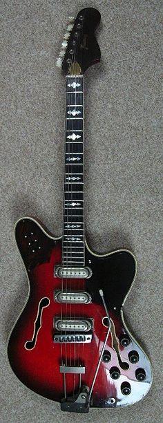 Framus TV1 Electric Guitar