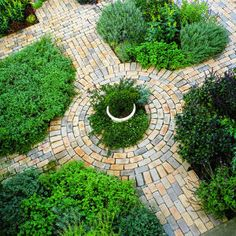 41 gorgeous garden paths | Classic kitchen garden paths | Sunset.com