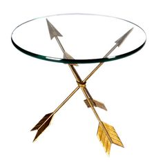 And she has this table from @Ann Strausburg Plus