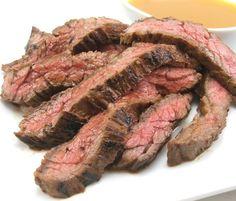 Triple Citrus Skirt Steak