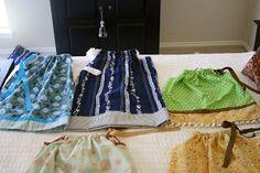 a room somewhere: Pillowcase Dress Tutorial