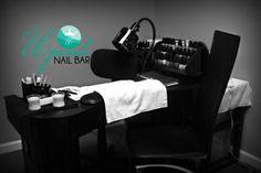 Nail station