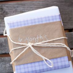 1 Month Wedding Gift : creative idea for wedding gifts that the couple open on their 1 month ...