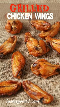 Chicken Wings marinated in buttermilk before being pressed into a cayenne, garlic and thyme spiked cracker breading and fried to a crispy, golden brown. Make sure you repin this recipe!