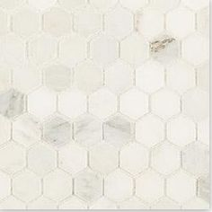 BuildDirect®: Cabot Marble Mosaic - Carrara Marble Series