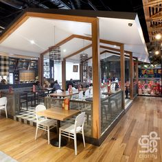 Nando's Restaurant by Design Clarity