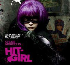 Kick-Ass, Chloë Grace Moretz