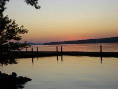 Sunset at Guntersville State Park @Sarah Parker