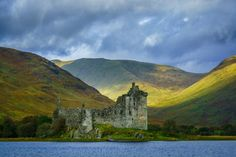 Kilchurn Castle and