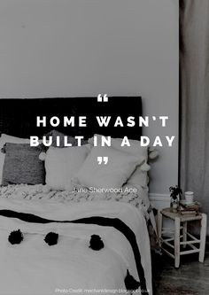 Home wasn't built in