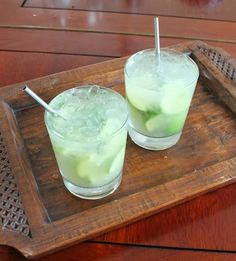 Food Lust People Love: Caipirinhas for #CocktailDay #Giveaway