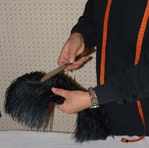Joining, Shaping and Curling Feathers
