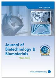 Journal of Biotechnology & Biomaterials is an Open Access scientific journal which is peer-reviewed. It publishes the most exciting researches with respect to the subjects of Biomaterial development and their diagnostic applications. This is freely available online journal which will be soon available as a print.