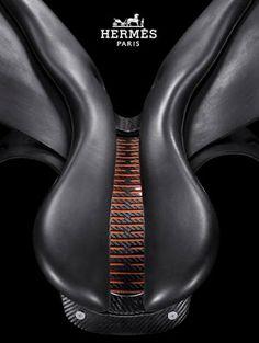 A Hermes saddle.
