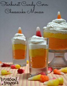 Perfect dessert of fall festivities!
