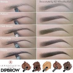 Eyebrow Tutorial <3